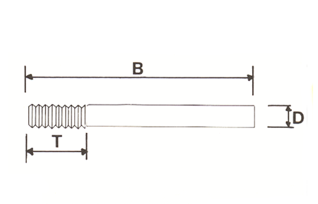 type-26-threaded-pin